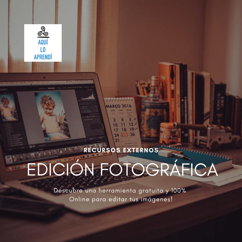 Editor de fotografías gratuito y online