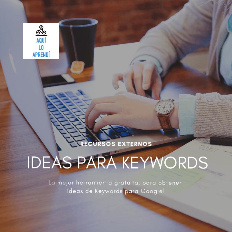 Encuentras las mejores Keywords