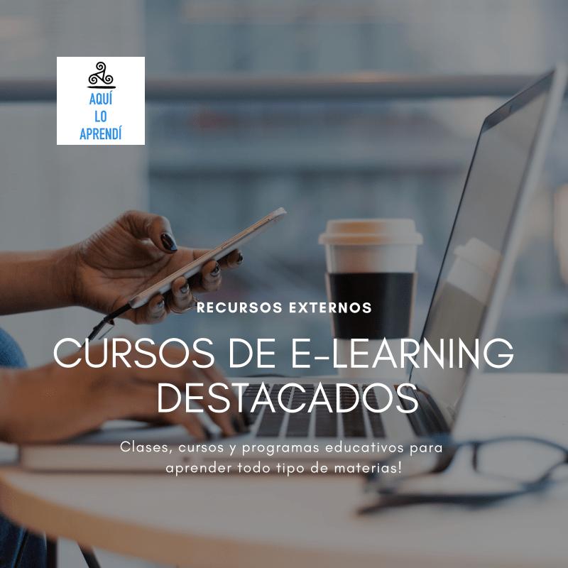Cursos de E-learning pagado