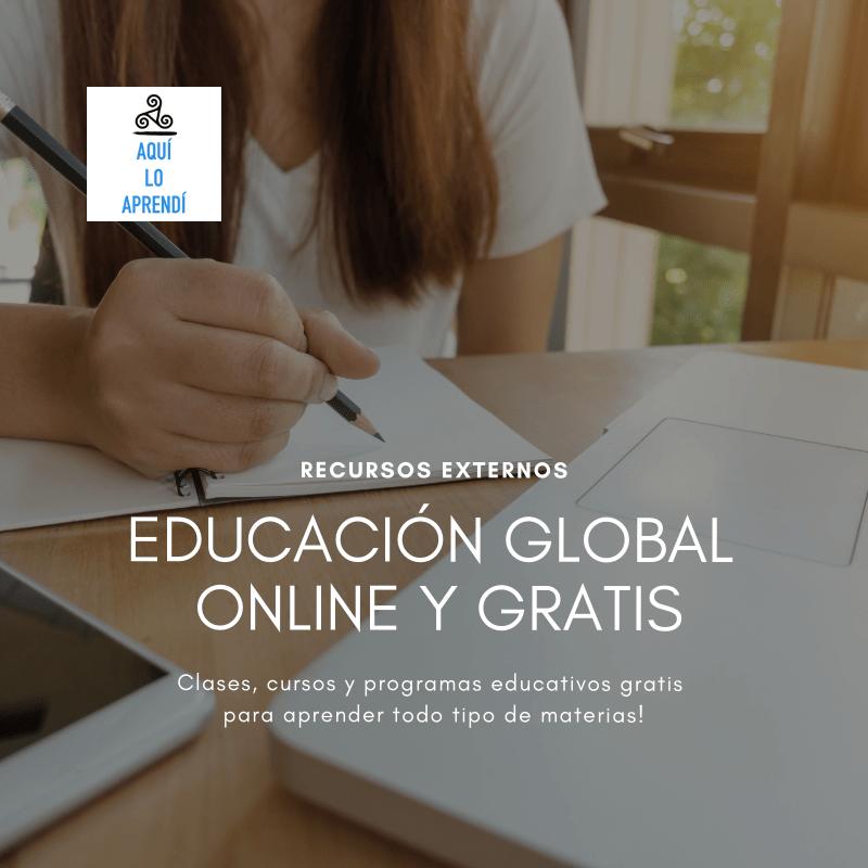 Aprende De Todo Online y Gratis