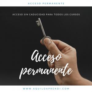 Acceso Permanente