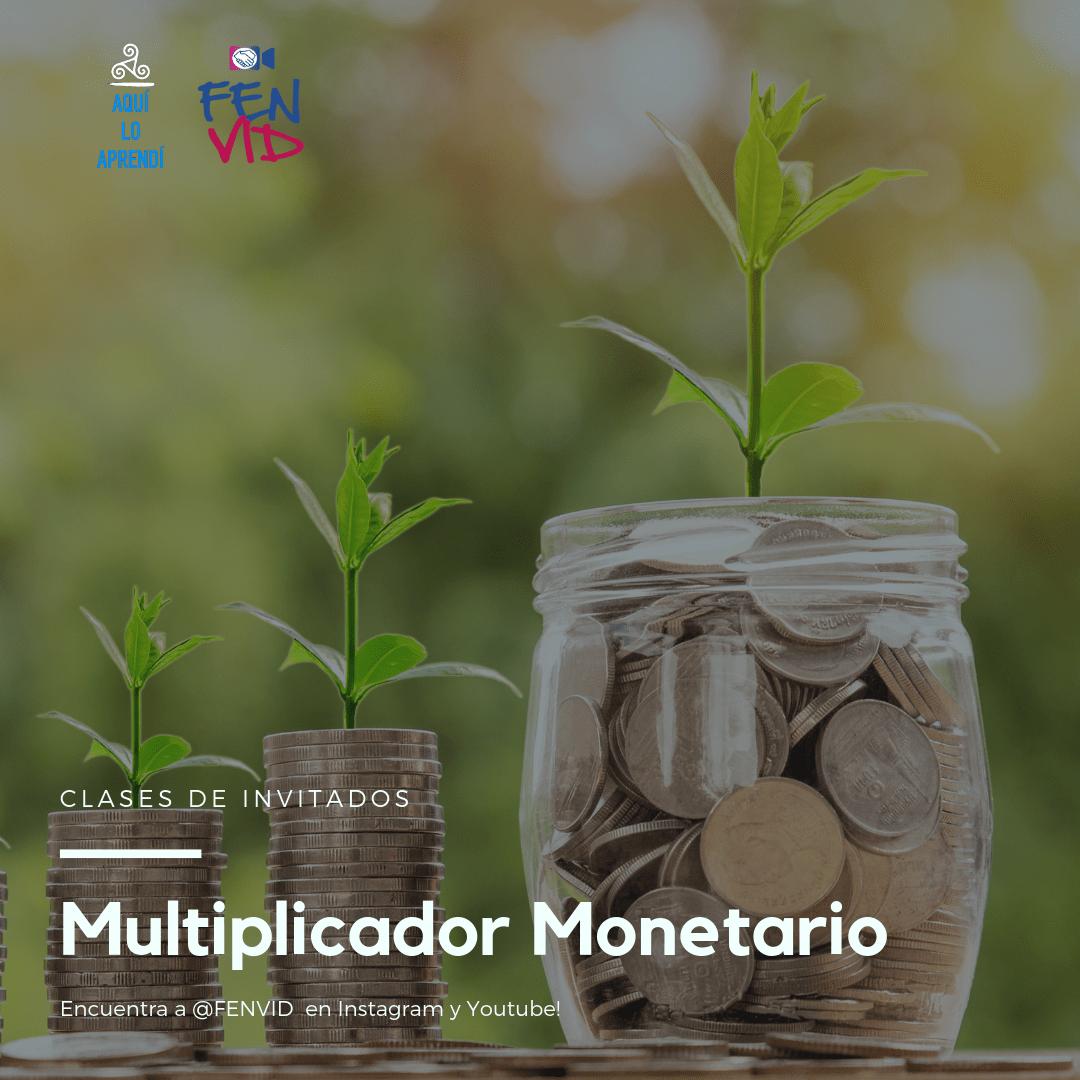 FENVID – Multiplicador Monetario