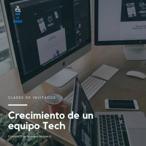 La Clase – Crecimiento de equipo Tech
