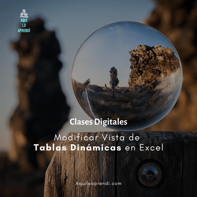 Trucos para Compartir Tablas Dinámicas