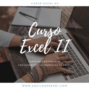 Curso Excel II: Intermedio (Lite)
