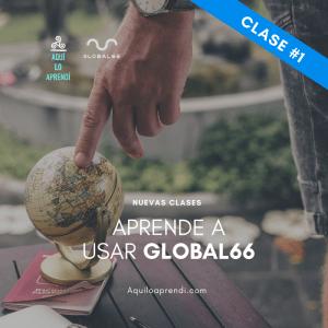 Global66 – Usar el cotizador