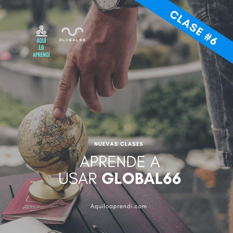 Global66 – Usar un cupón de descuento